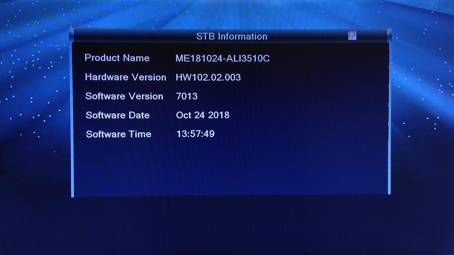 Software Star Track SRT 6200 HD Platinium New Update