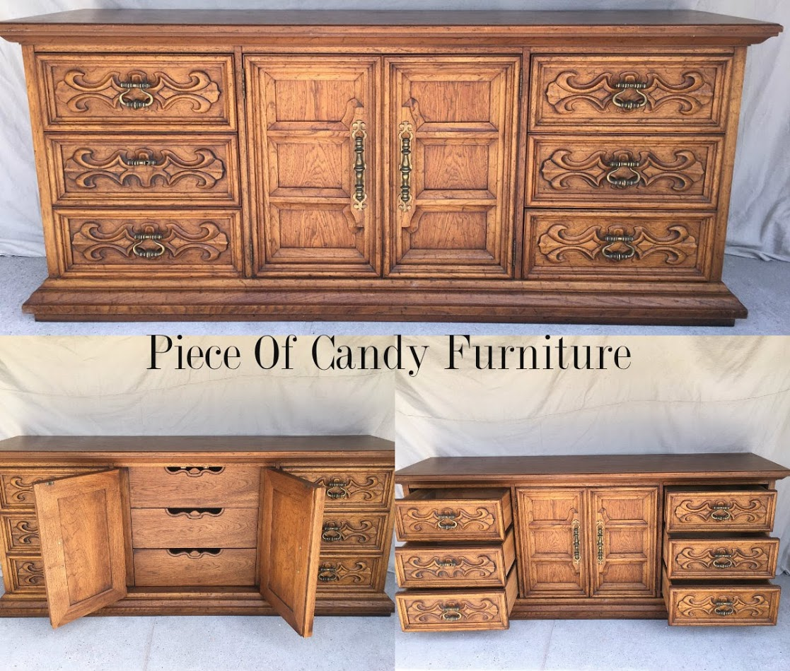 Piece Of Candy Furniture: Whitewashed Mediterranean