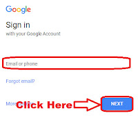 i forgot my gmail account password how to reset it