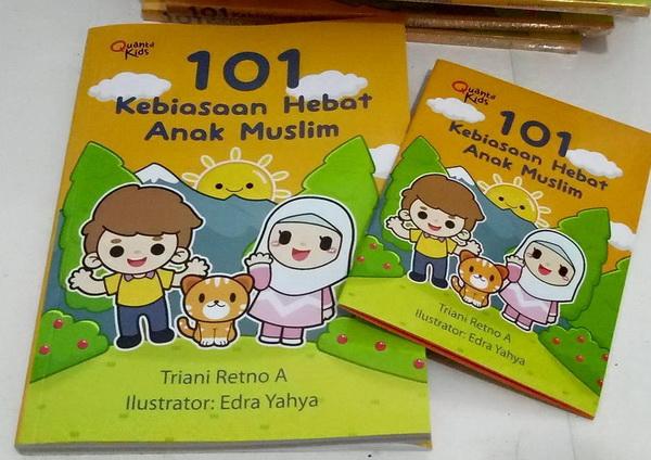 Pemenang Kuis 101 Kebiasaan Hebat Anak Muslim