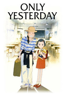 Only Yesterday (1991) Sub Indo Film