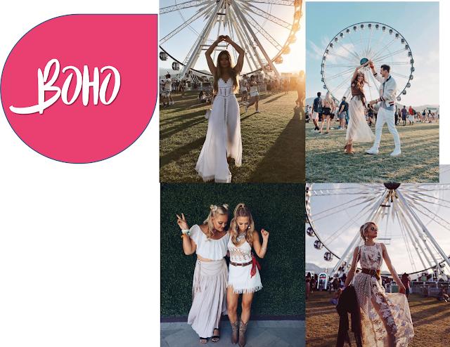 Coachella 2017- BOHO