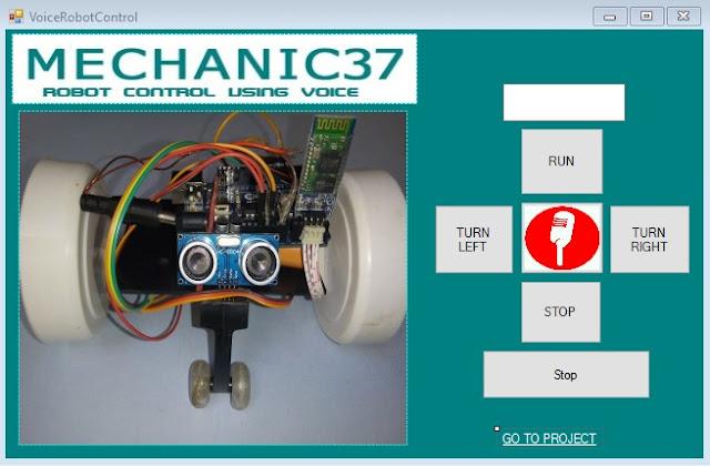 Voice Command Software  Download kro fir aap Robot Ko control kr sakenge