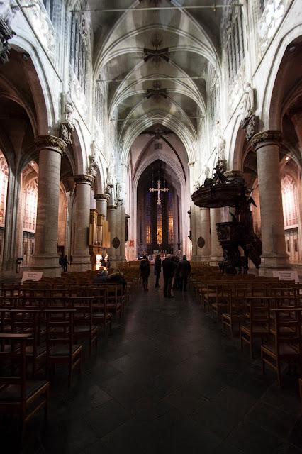 Chiesa di Notre Dame du Sablon-Bruxelles