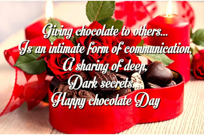 Beautiful Images of Chocolate Day
