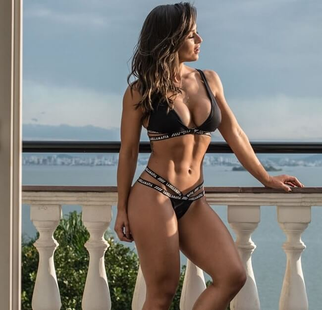 Musas fitness mais desejadas do Instagram