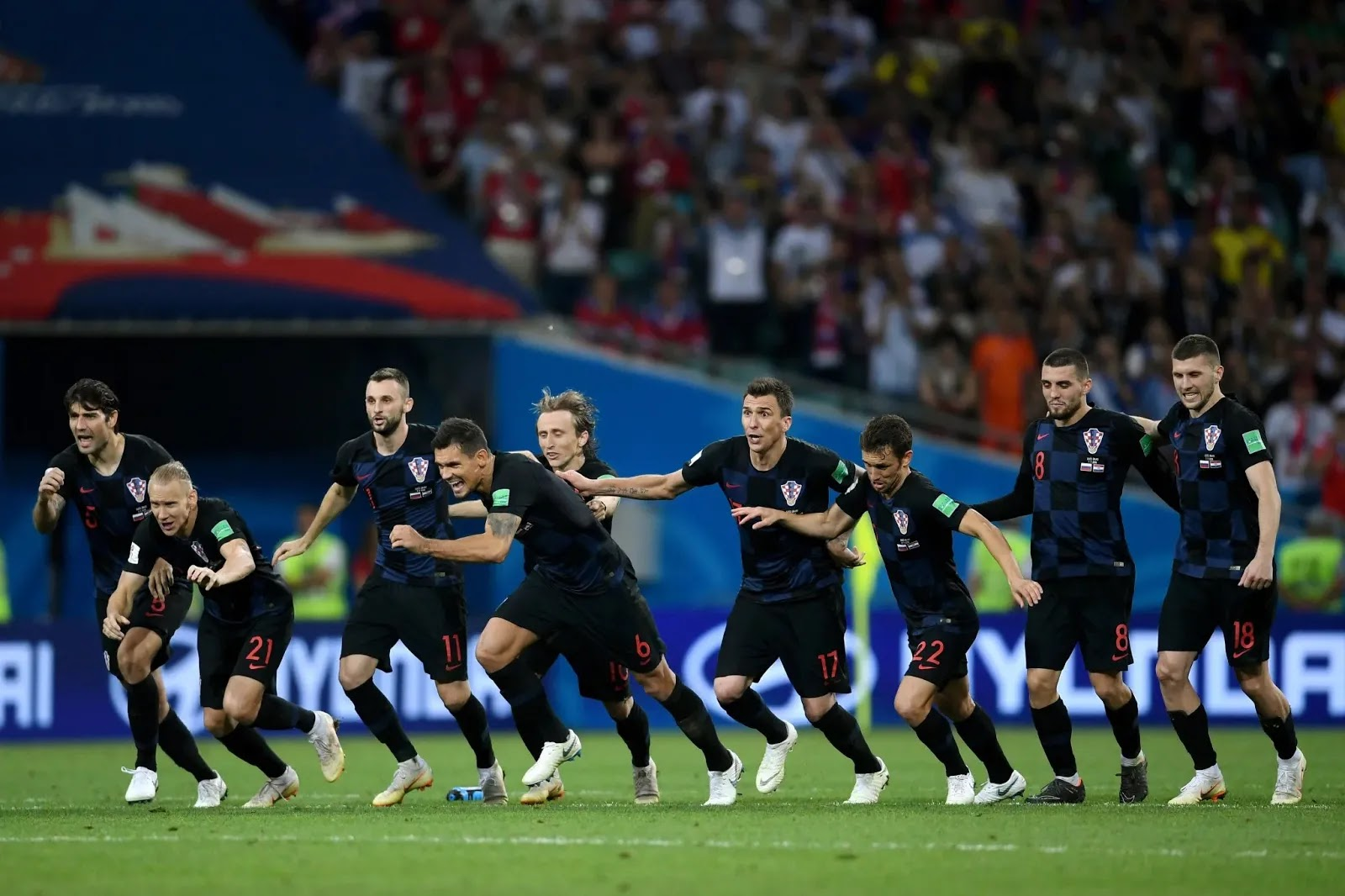 World Cup: Croatia Beats Russia On Penalties After Enthralling 2-2 Draw To Reach Semi-Finals