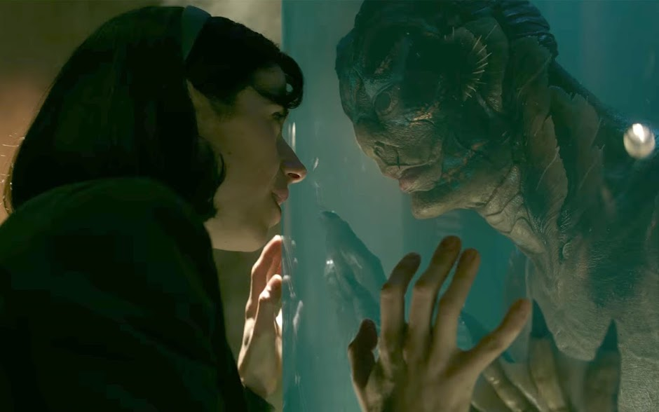 A Forma da Água, de Guillermo del Toro, lidera indicações ao Oscar 2018