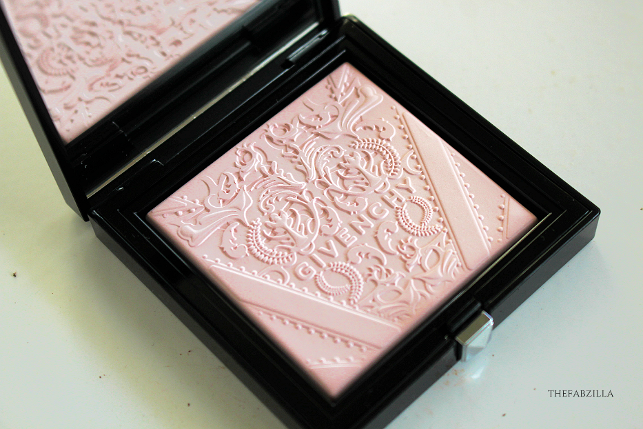 Givenchy Poudre Lumiere Originelle Review Swatch