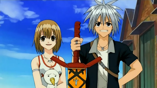 Groove Rave Master, Fairy Tail, most underrated anime series of all time, underrated anime action, underrated action anime, underrated anime series of 2017, anime series, watch anime