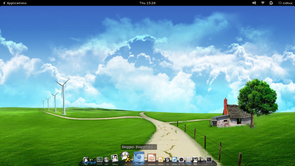 How to Install Gnome 3 on Archlinux with some Basic extensions