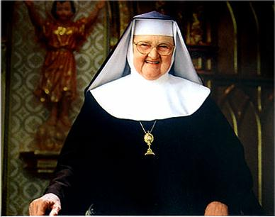 OLAM Mass Changes - Mother Angelica | SANCTE PATER
