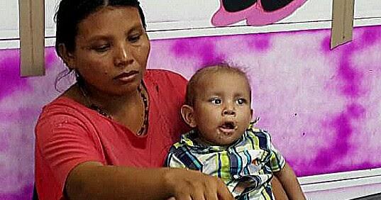 Colombia  Indígenas piden al gobierno que implemente un plan de emergencia  para los niños as wayúu  8aa12ae4b11b