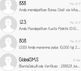 Mengatasi Nomor HP Tidak Dapat Menerima SMS