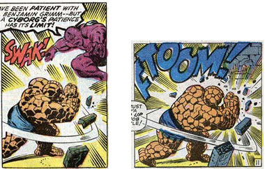 Fantastic Four 144 Attack