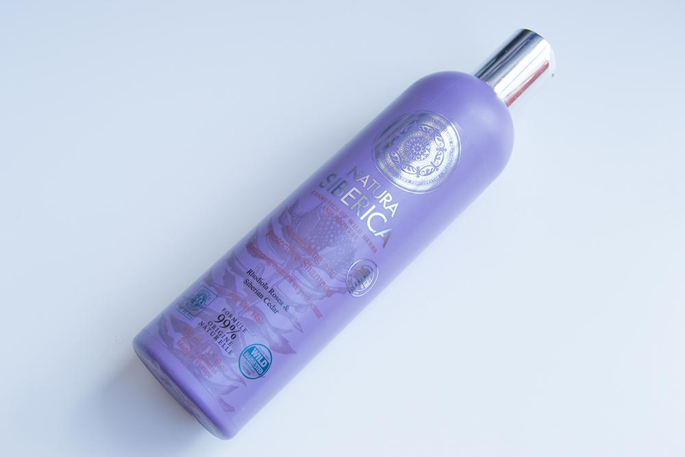 Champú para cabello seco, Natura Siberica