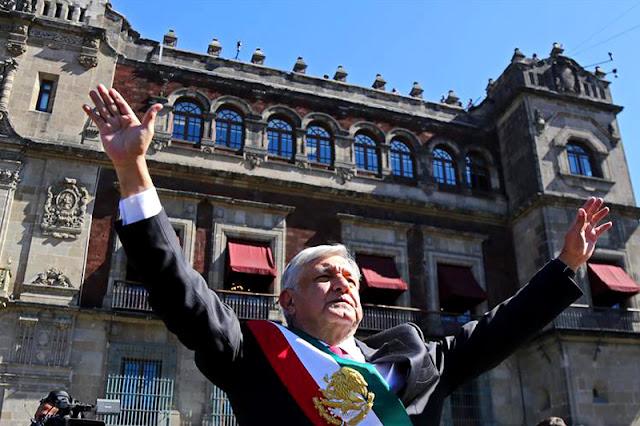 Lopez Obrador promete dejar de investigar los delitos de corrupción del pasado - Qué loco!