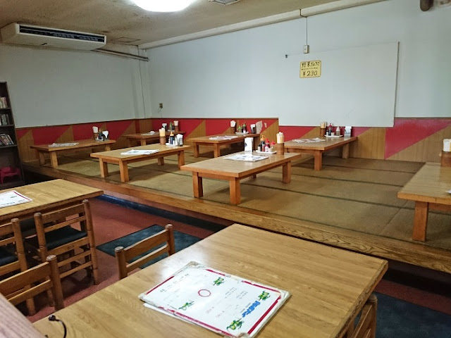 中華食堂 ドラゴン 北谷店の店内の写真