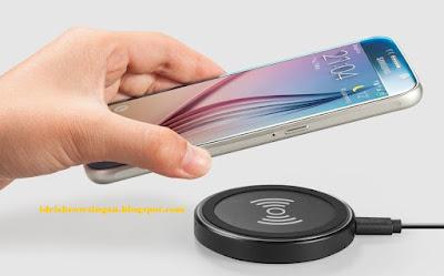 cara membuat smartphone mendukung wireless charging