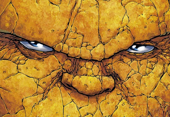 thing fantastic four
