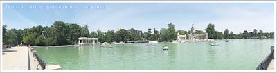 Madrid; Viagem Europa; Turismo na Espanha; Parque del Retiro