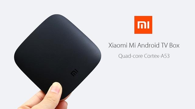 نبذة عن جهاز Xiaomi Mi Box S Tv Box