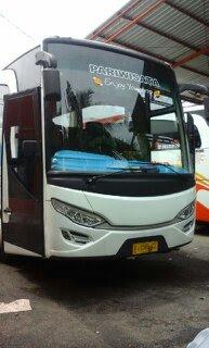 berkah tour sewa bus yogkyakarta purworejo