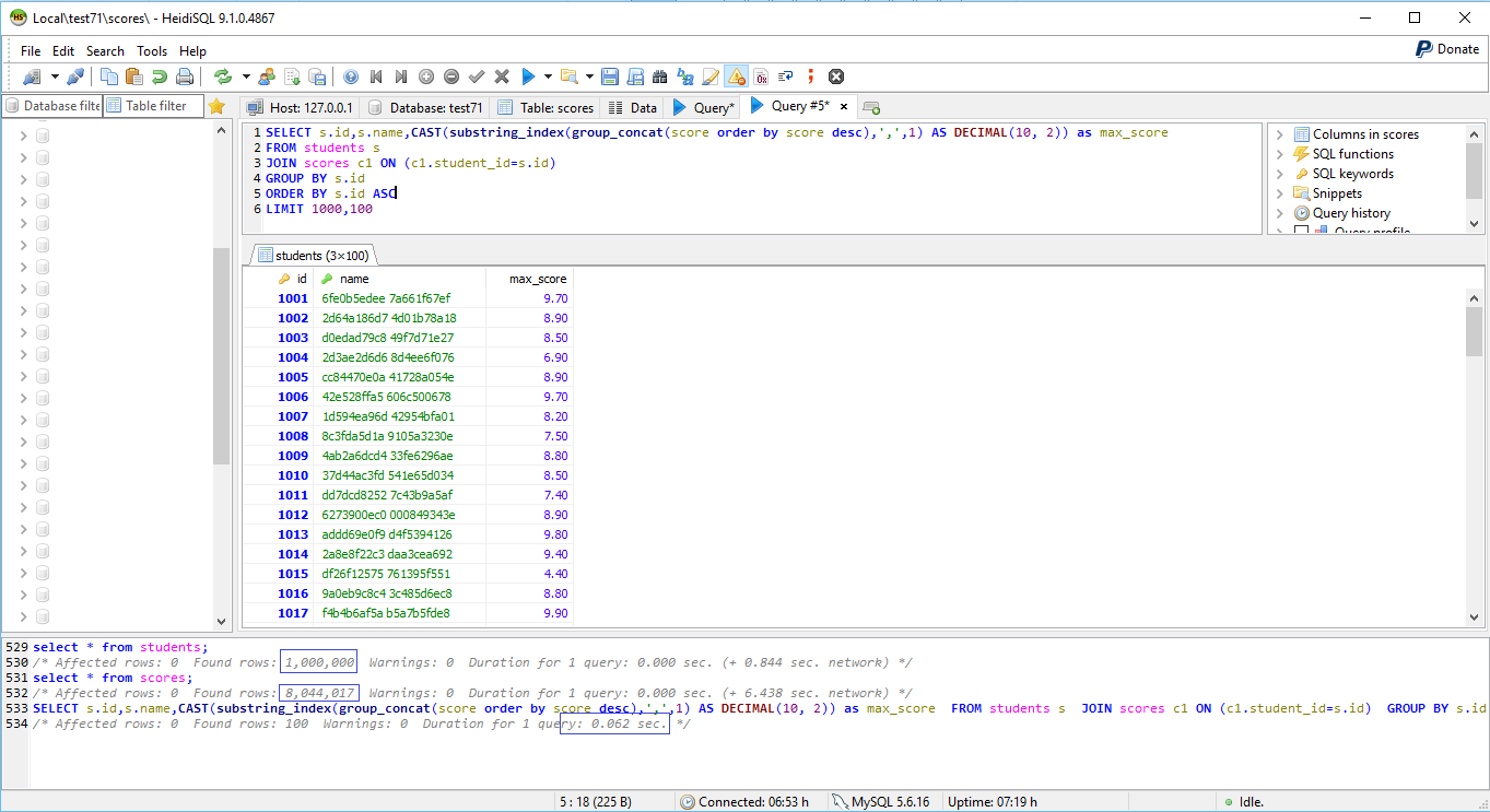Code Samples: Get Latest Record In Each MySQL Group | How to
