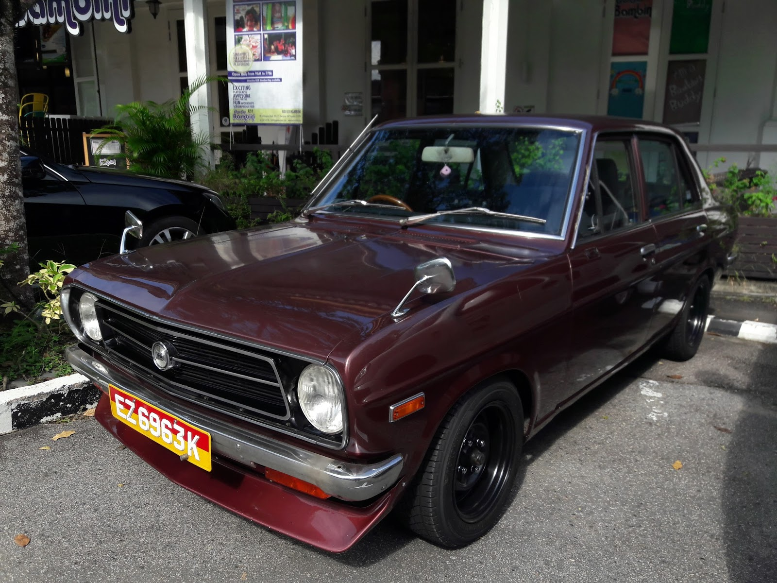 Singapore Vintage and Classic Cars: More than an old car #58: Datsun ...