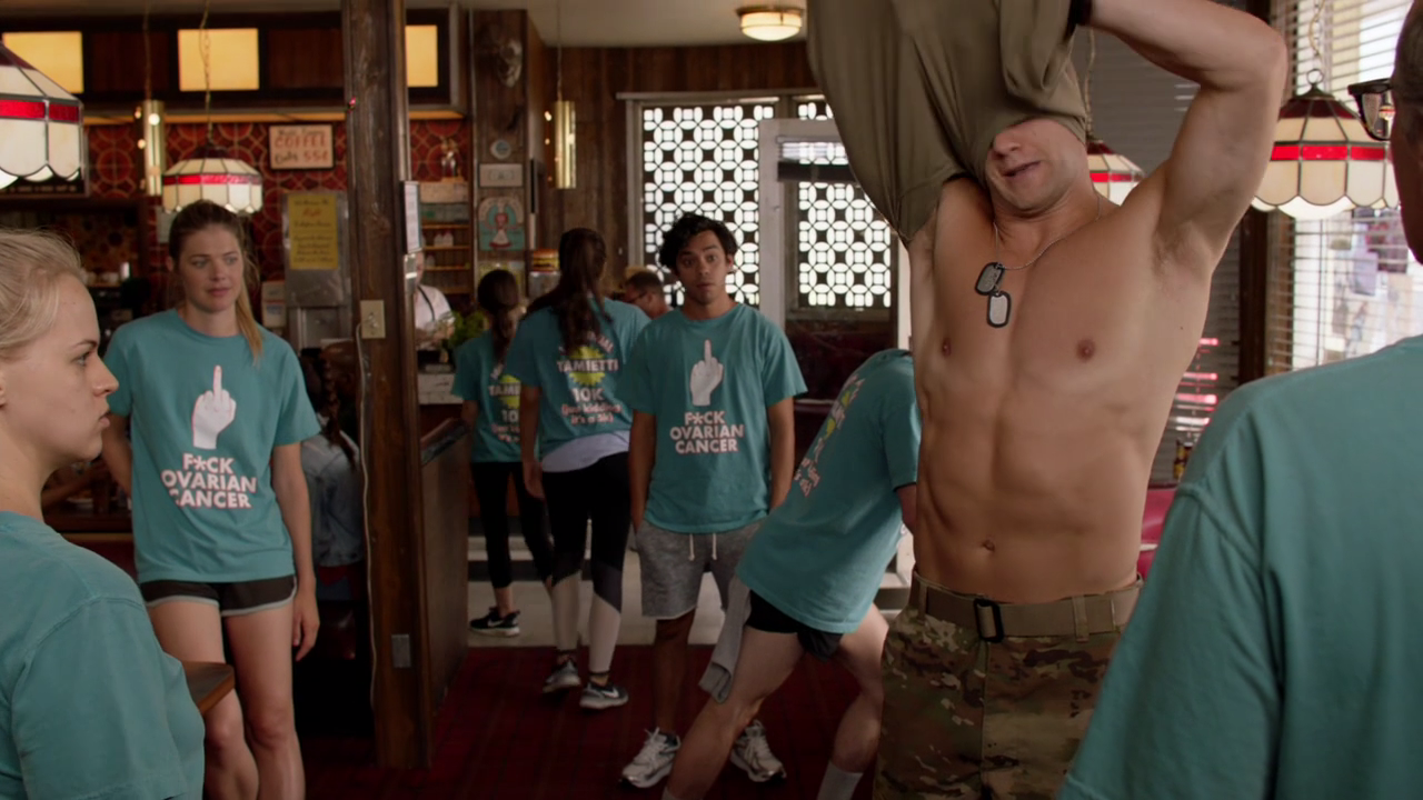 Guys naked on shameless fat young