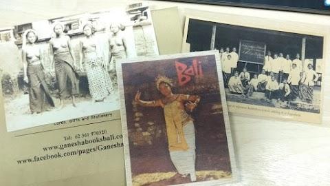 Trip Bali 2: Ganesha Bookshop - Toko Buku Kecil di Ubud