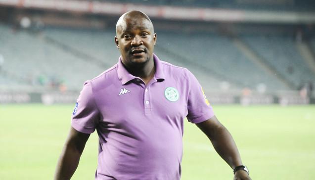 Bloemfontein Celtic coach Lehlohonolo Seema