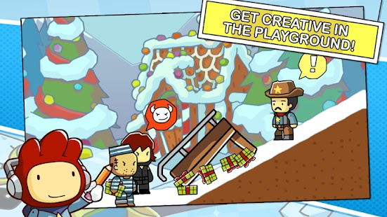 Scribblenauts Remix Apk Mod+Data Free on Android Game Download