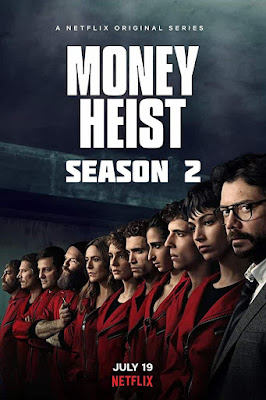 Money Heist S02 Eng Complete Series 720p HDRip ESub HEVC