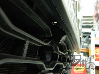Kia Rio K2 Parking Camera (Front) sgwangacc