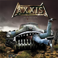"Axxis - ""Retrolution"""
