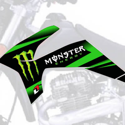 VIAR Cross 200se Monster