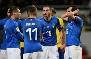 Italy vs Sweden online Live Stream November 13-11 - 2017 World Cup 2018 Qualification