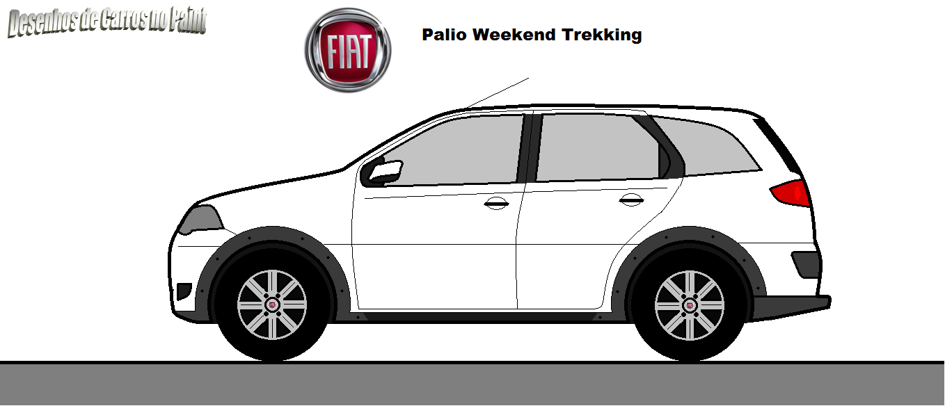 Fiat Palio Weekend Trekking 2013 Dcp Design