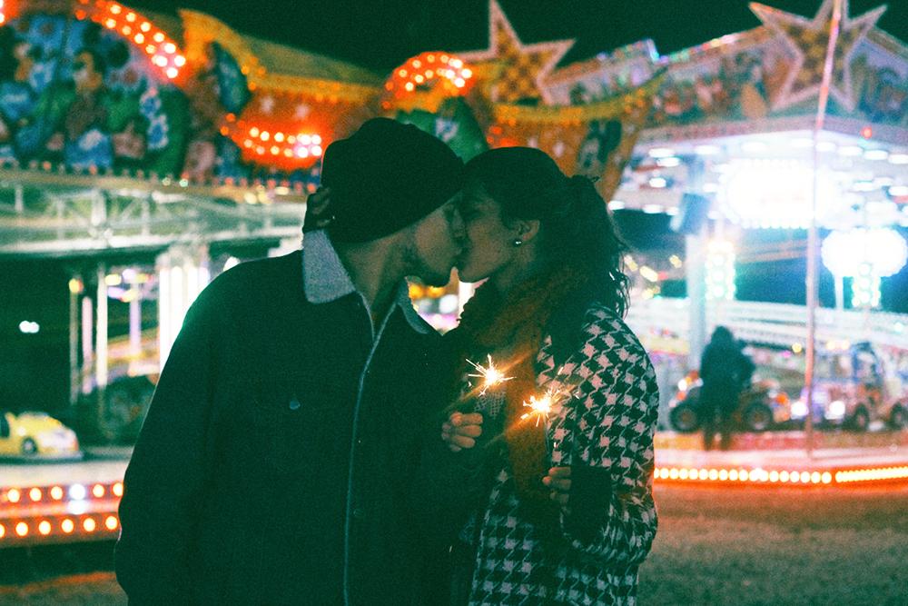 luzes, amor e luzes