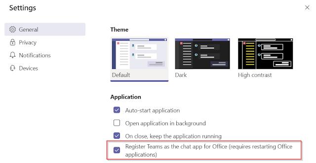Microsoft Teams Outlook Presence Status