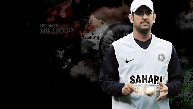 Mahendra Singh Dhoni Full HD Wallpaper