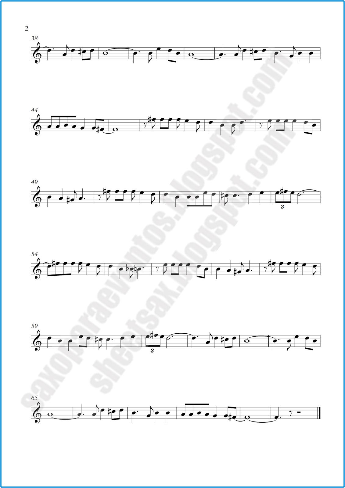 Cancion blanca navidad en flauta