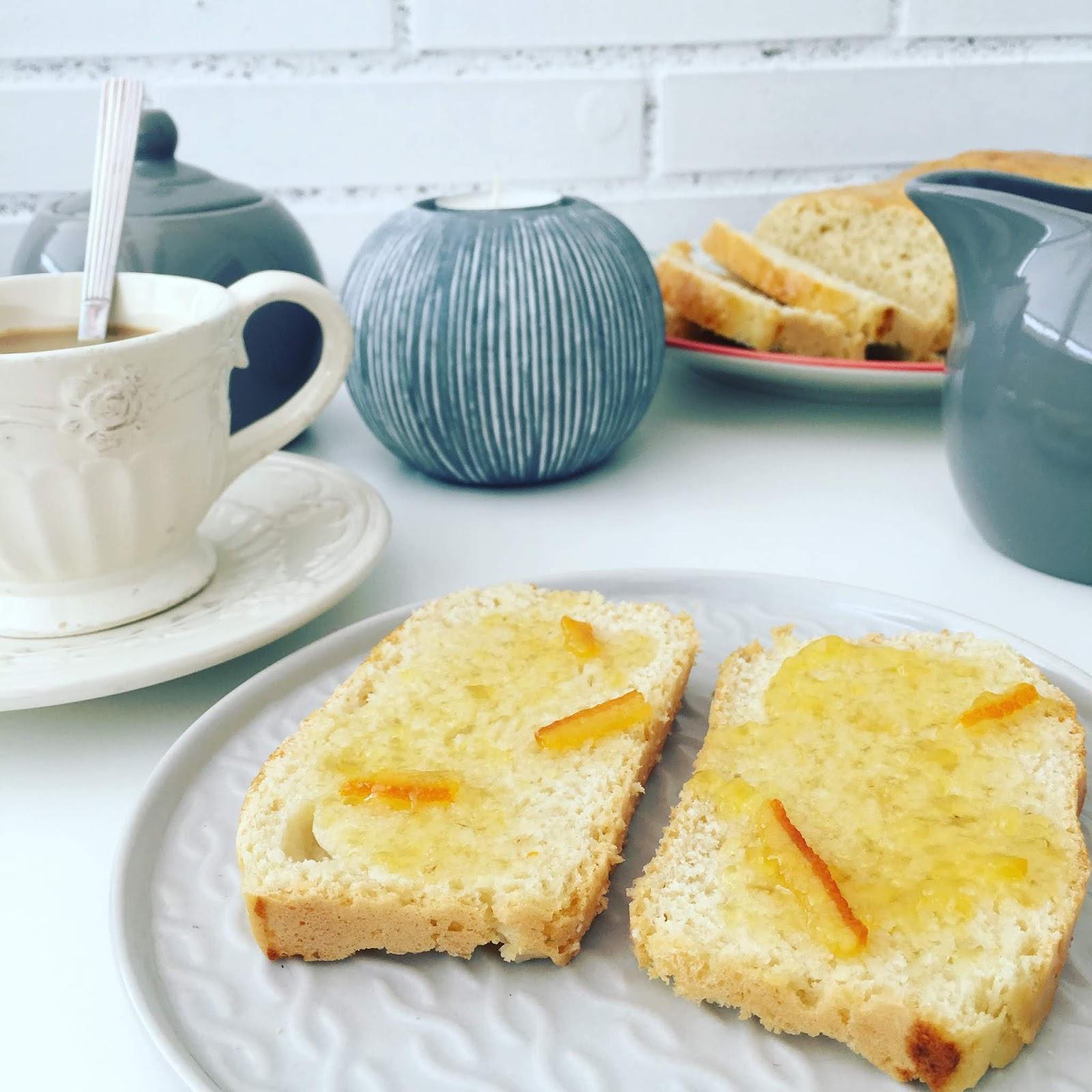 pan mas sano para desayunar
