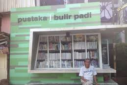 Profil Perpustakaan Desa Pustoko Potorono, Desa Potorono, Bantul Yogyakarta