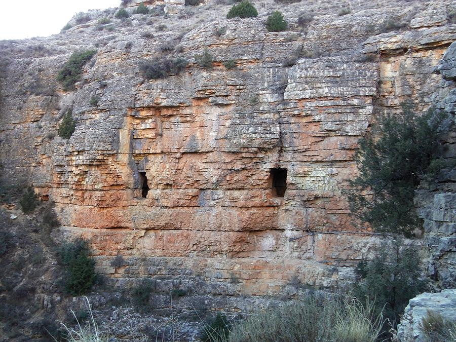 Acueducto romano de Gea de Albarracín