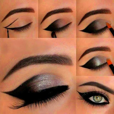 How To Apply Smokey Eye Shadow