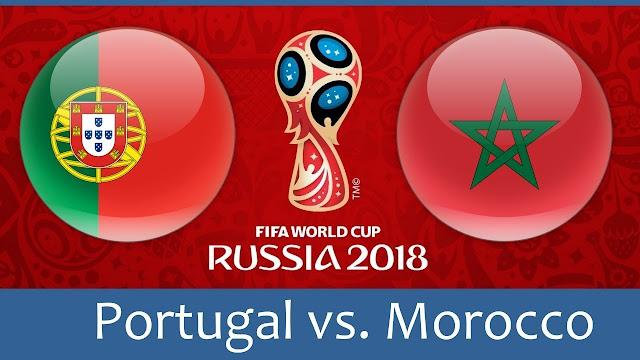 مشاهدة مباراة المغرب والبرتغال بث مباشر