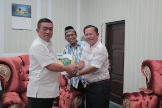 Walikota Cirebon ,Masjid At Taqwa Icon Kota Cirebon