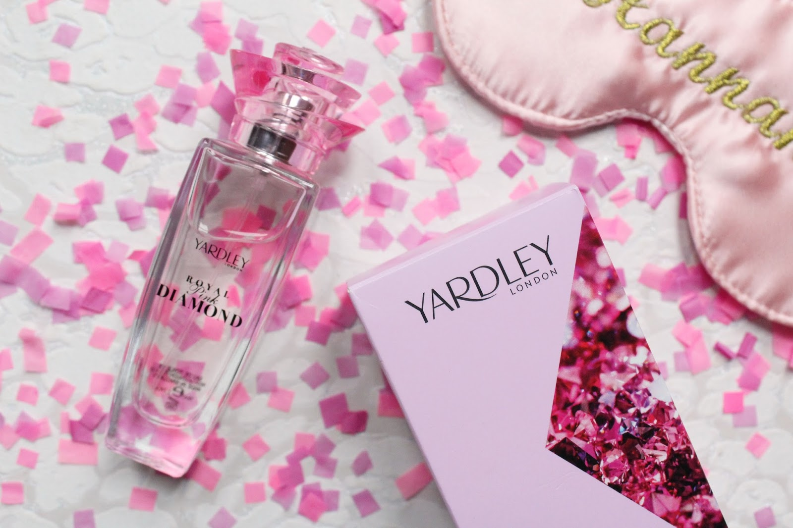 Yardley Royal Pink Diamond Fragrance